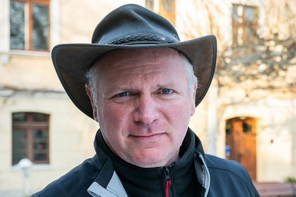 Sven Hammer ist seit 2011 Direktor des Tierparks Görlitz.