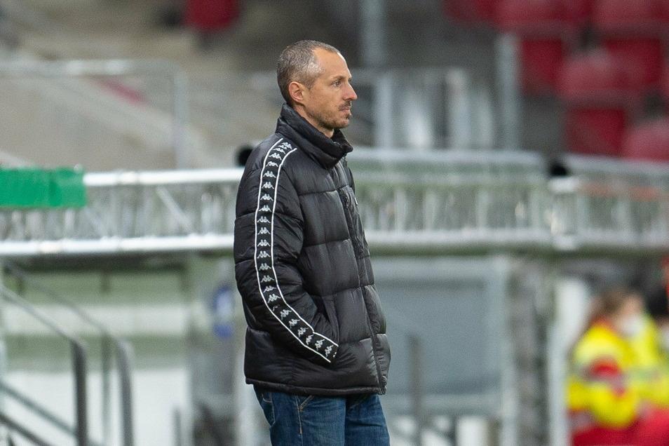 Jan-Moritz Lichte ist nicht länger Trainer von Mainz 05.
