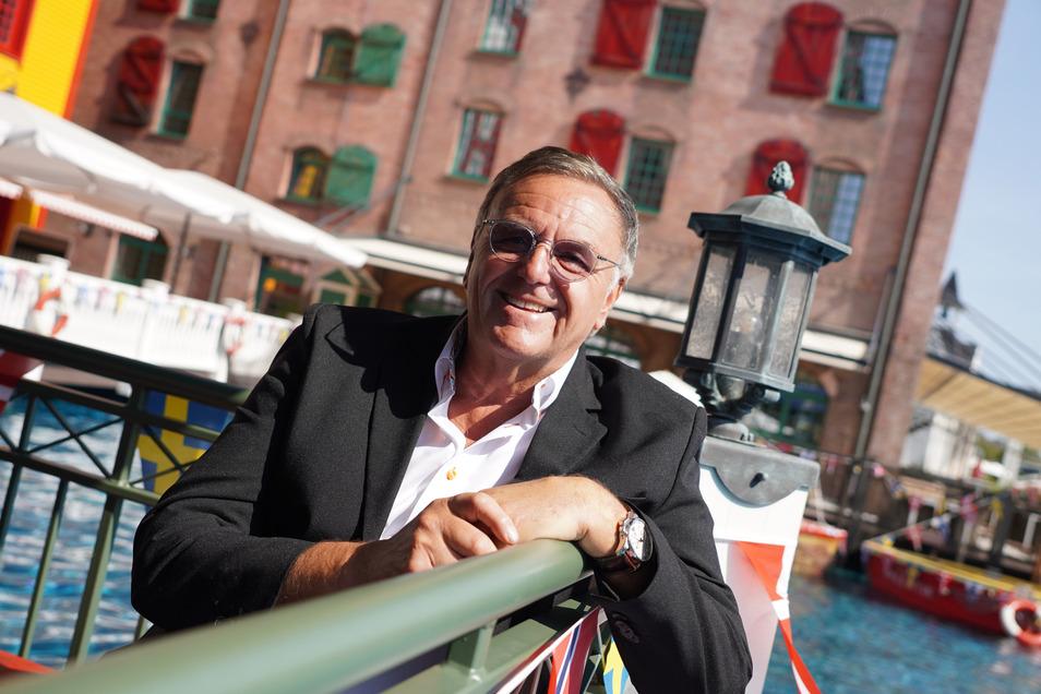 Hat ein Unterhaltungsimperium aufgebaut: Roland Mack, Chef des Familienunternehmens Europa-Park.