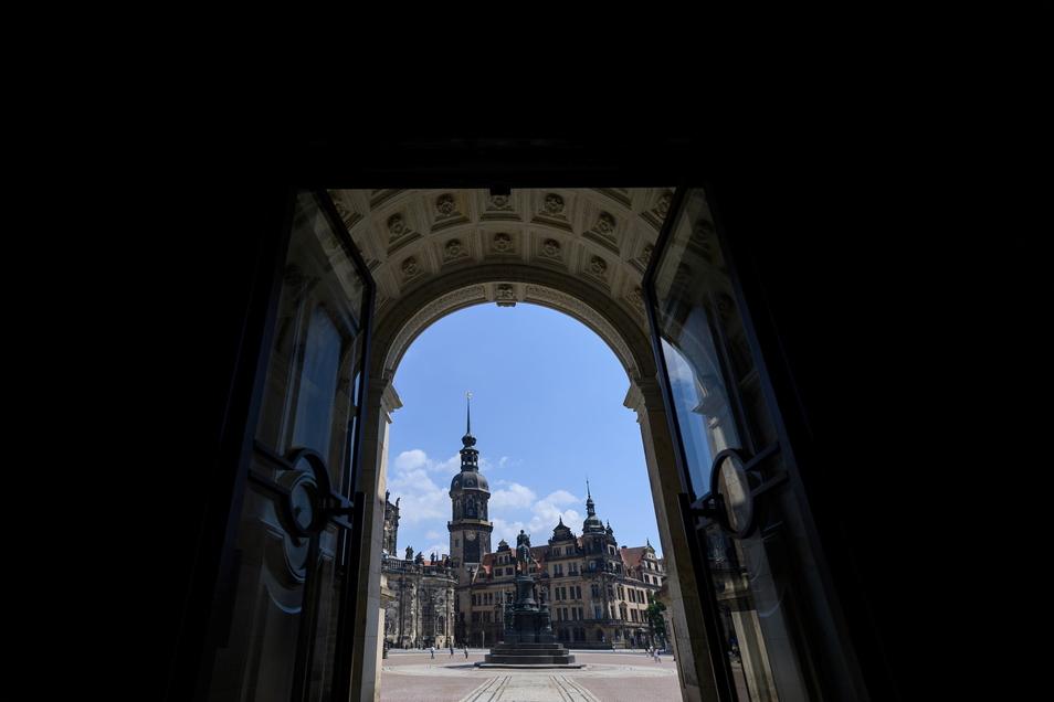 Am Freitag wird in Dresden gelockert.