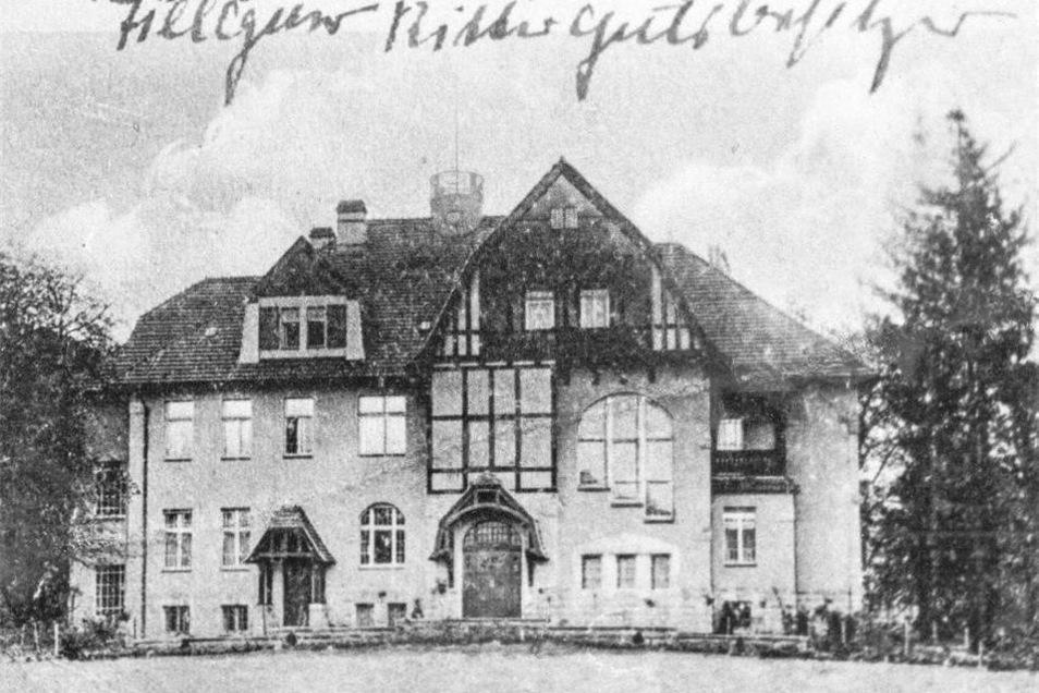 1912 wurde Hilde Thormaehlen im Rittergut geboren. Ihr Vater war von 1903 bis 1924 der Besitzer des Anwesens.