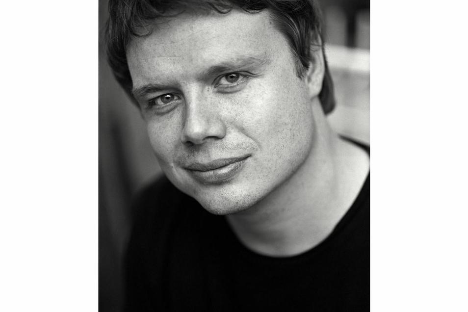 """Michael Polle ist einer von drei Produzenten von """"Torstraße 1"""" in Görlitz."""