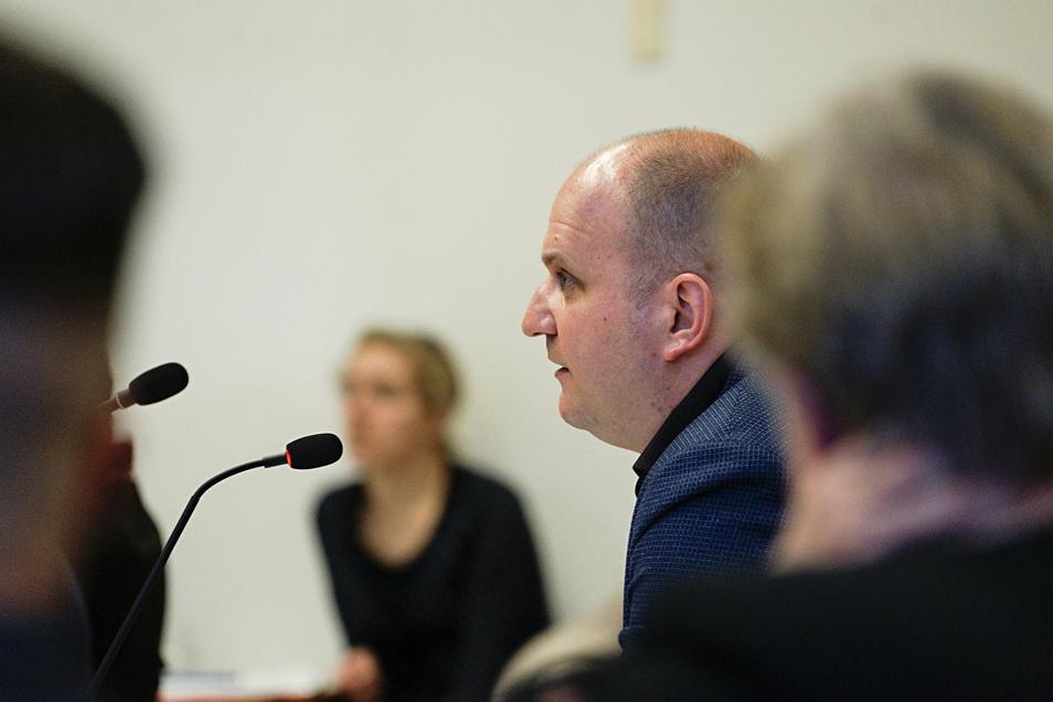 Matthias Knaak ist neuer Leiter des Schulamtes im Landkreis Bautzen.