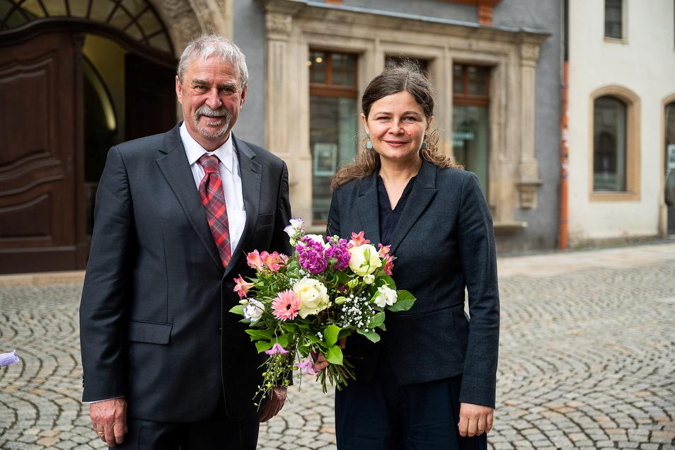 Der langjährige Direktor des Schlesischen Museums zu Görlitz ging am 30. April 2021 in den Ruhestand. Seine Nachfolgerin seit 1. Mai ist Agnieszka Gasior.