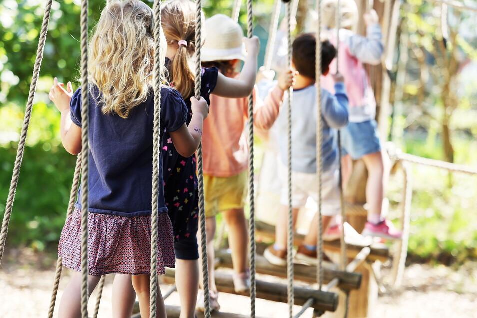In 17 Kitas werden in Döbeln Kinder betreut. Die Kosten dafür sind im vergangenen Jahr gestiegen.