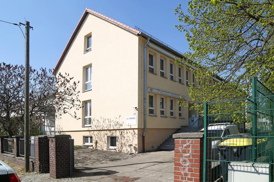 In dieses Haus in der Speicherstraße soll Riesas Obdachlosenheim nächstes Jahr umziehen.