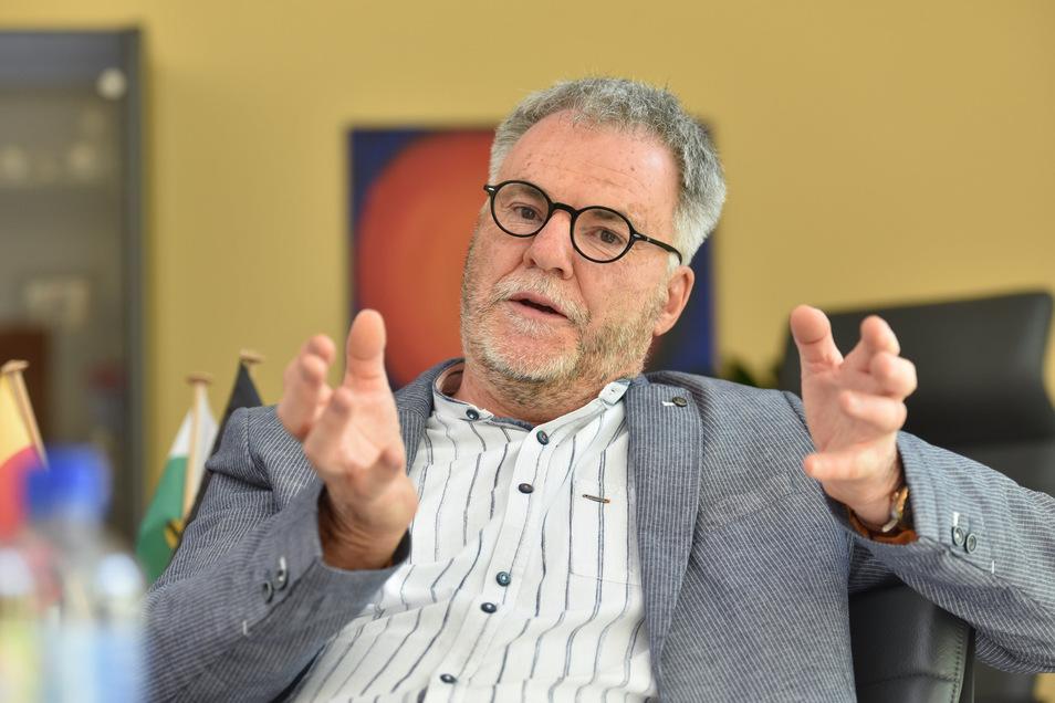 Uwe Rumberg hadert schon länger mit der Politik der CDU. Eine Diskussion im Stadtverband sowie der Umgang damit und mit ihm persönlich haben nun zu seinem Austritt aus der CDU geführt.