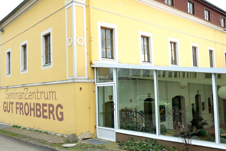 Seit mehr als 25 Jahren gibt es das Seminarzentrum Gut Frohberg in Schönnewitz. Jetzt soll es erweitert werden.