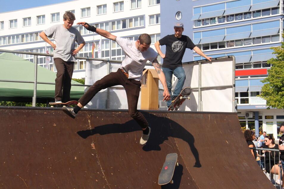 """Vor zwei Jahren hatte das Festival """"Bouncen in Bautzen"""" mit verschiedenen Aktionen und an mehreren Orten stattgefunden. Jetzt gibt es Ärger um Fördergelder für eine Neuauflage."""