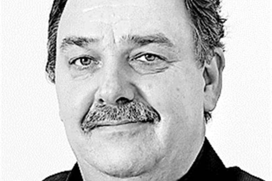 Peter Lorenz ist 52 Jahre alt und Unternehmer. Er lebt in Penig und hat fünf Töchter, zwei davon sind schulpflichtig. Foto: Robert Michael