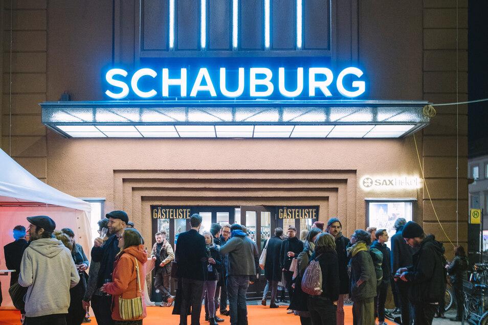 Trotz der Corona-Pandemie kommen die Kurzfilme unter Einhaltung der Hygienevorschriften in den gewohnten Spielstätten zur Aufführung - zum Beispiel in der Dresdner Schauburg.