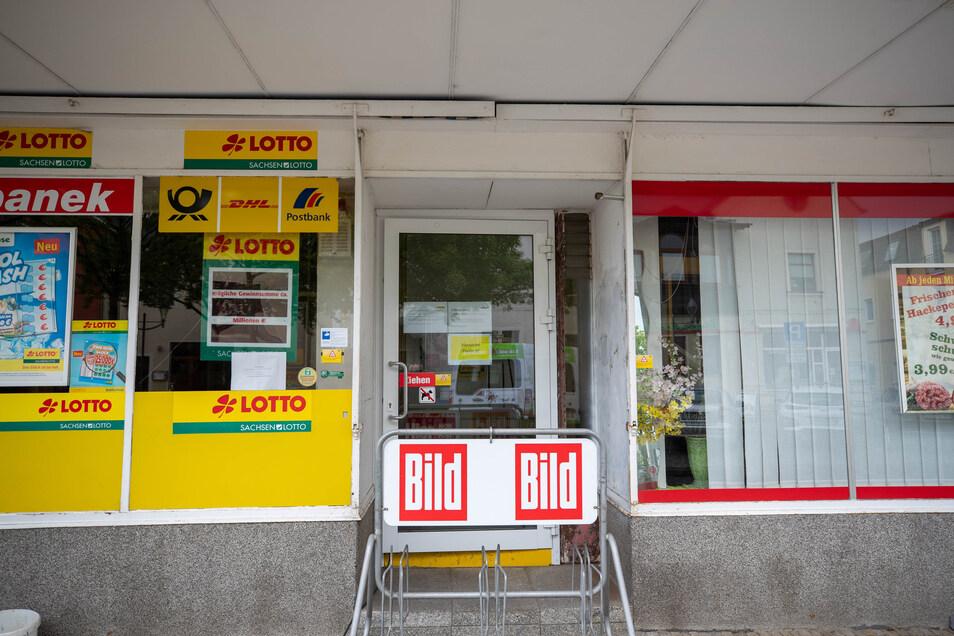 Laden und Post in Heidenaus Zentrum sind bis Ende Mai zu. Der Grund dürfte die Kunden freuen.