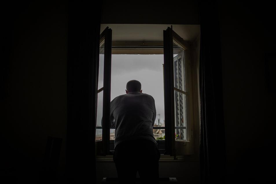 Beinahe jeder vierte Sachse lebt mittlerweile in einem Singlehaushalt.