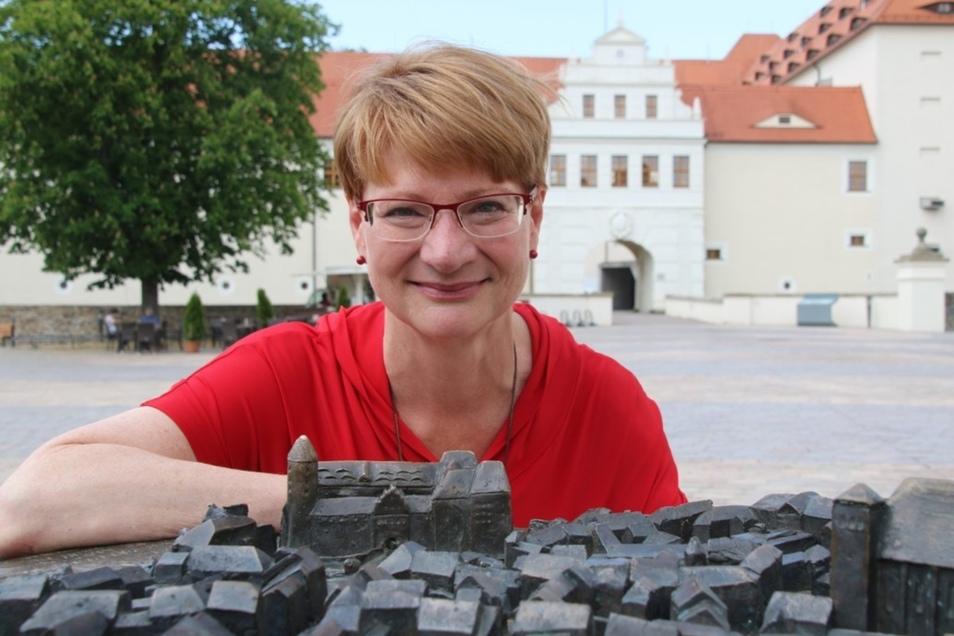 Dr. Jana Pinka aus Freiberg sitzt seit 2009 für Die Linke im Landtag.