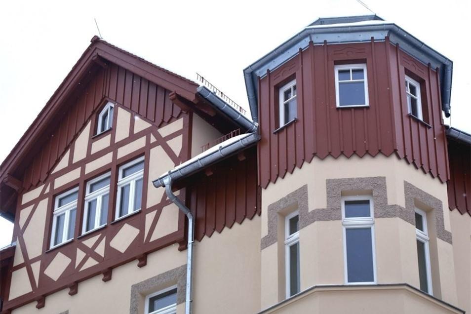 In der Eichendorffstraße in Neugersdorf hat die Palm-Stiftung saniert.