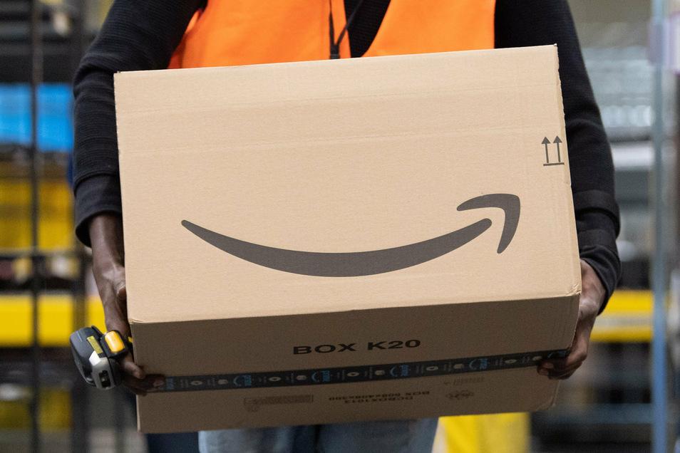 Amazon baut seine Marktmacht immer weiter aus.