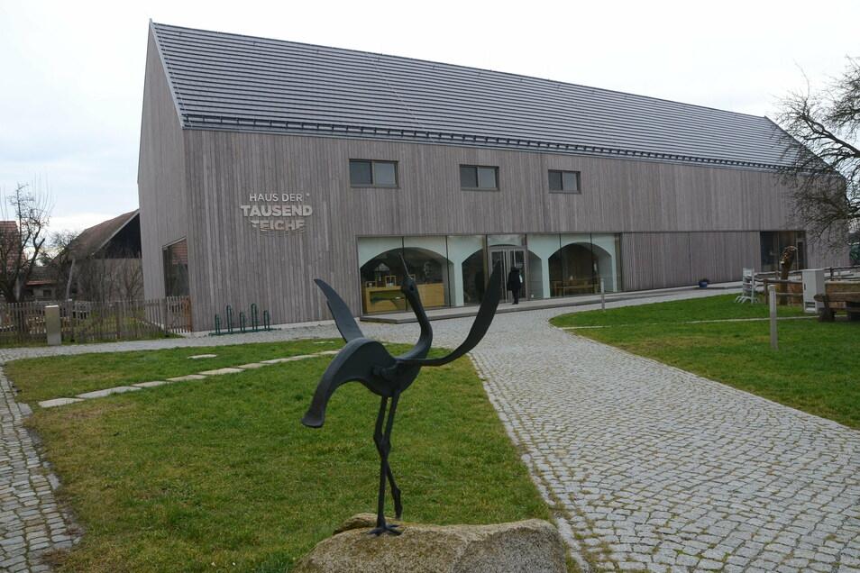 Um die Ausbreitung des Coronavirus zu verlangsamen bleibt das Haus der Tausend Teiche im Malschwitzer Ortsteil Wartha noch mindestens bis Anfang März geschlossen.