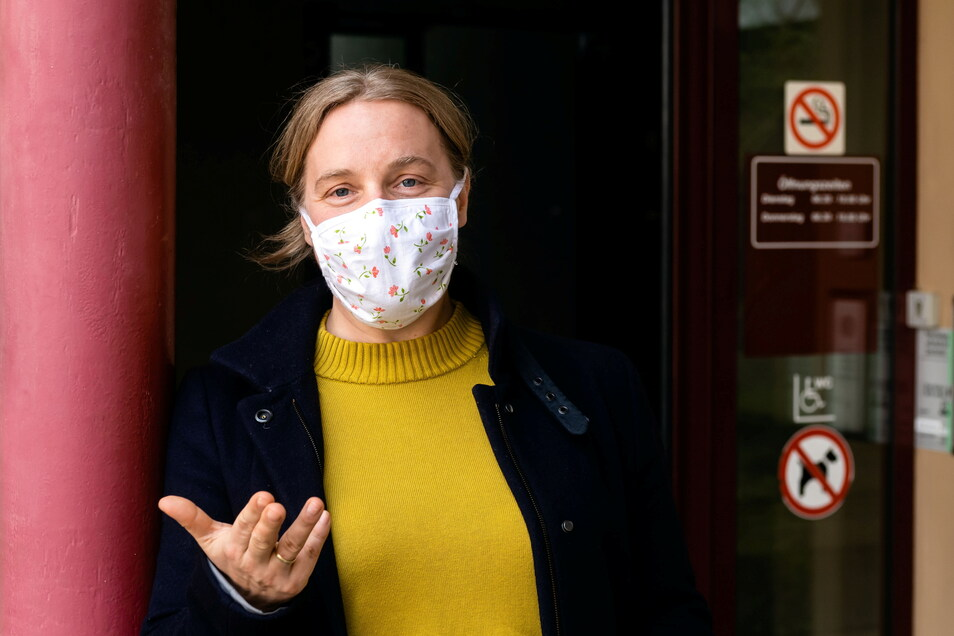 Amtsärztin Dr. Jana Gärtner rechnet damit, dass die Zahl der Corona-Neuinfektionen im Landkreis Bautzen vorerst weiter steigen wird.