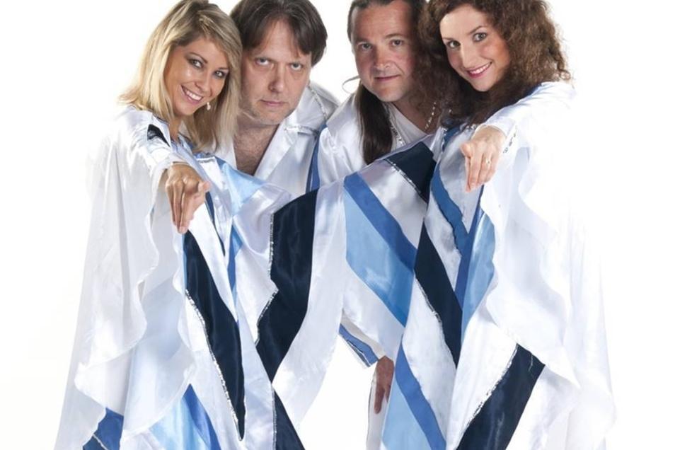 Schwedische Hit-Sänger  Kein Playback: Abba World Revival gründeten sich 2003 in Prag, dahinter stehen zehn Profimusiker. Nach Kemnitz kommen sie zum ersten Mal. Ebenfalls dabei ist die Tribute-Band RockSet.