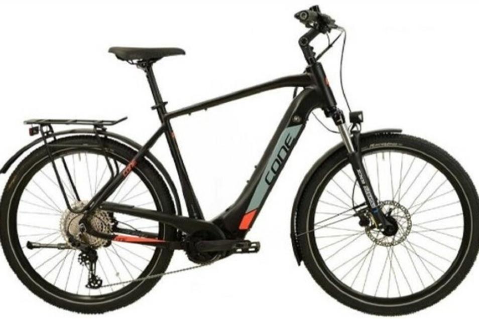 Trekking E-Bike der Marke Cone für Herren - bei der Auktion ab 1.140,00 € statt 3.799 €