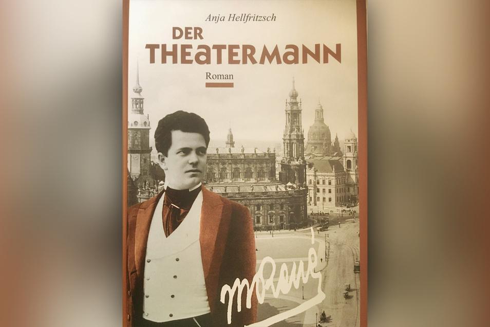 Buchtitel des im April erschienenen Werkes über eine bewegende Lebensgeschichte aus dem alten Dresden und seiner Umgebung.