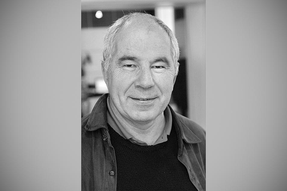 So behalten viele Bernd Richter in Erinnerung. Das Foto stammt von 2004 aus seiner Zeit als Sendebeauftragter der Landeskirche.