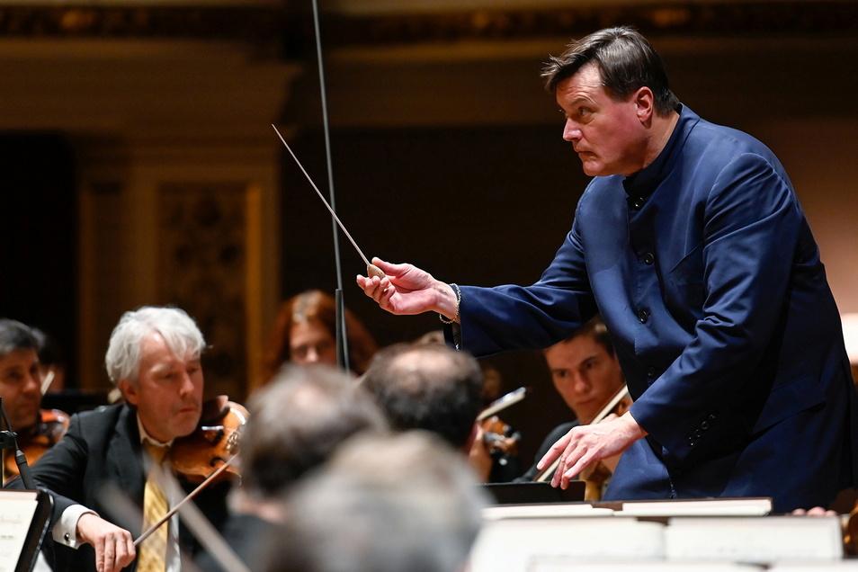 Christian Thielemann hört als Leiter der Sächsischen Staatskapelle auf. Sein Vertrag wird nicht verlängert.