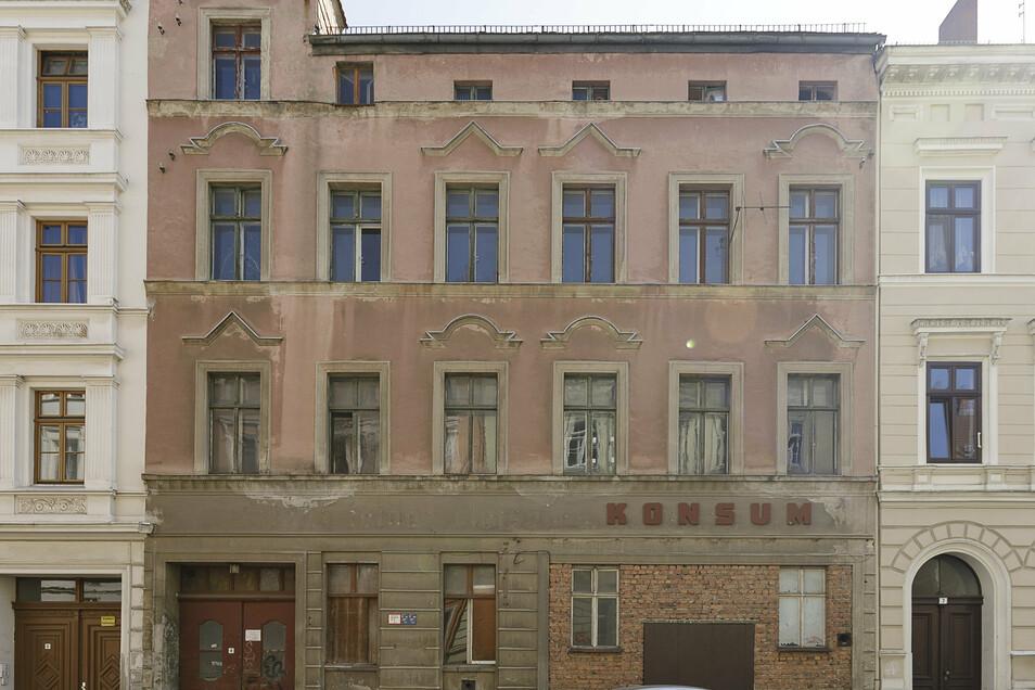 Sicherung geplant: Krölstraße 6