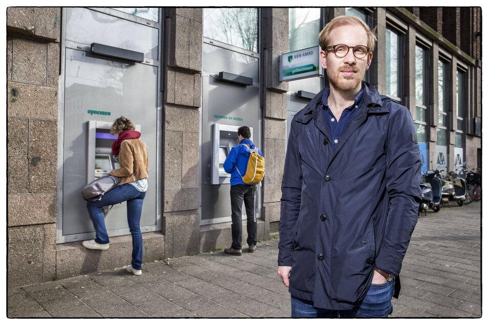 Glaubt an das Gute im Menschen: der in Amsterdam lebende Rutger Bregman.