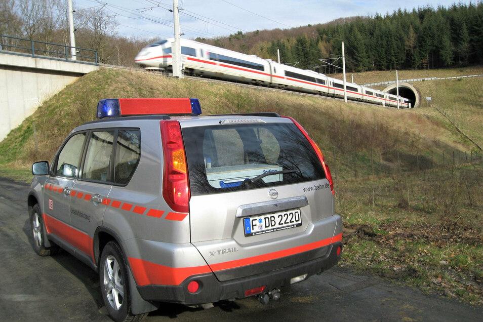 Neubaustrecke Dresden-Prag: So könnte einmal die Tunneleinfahrt zwischen Heidenau und Pirna aussehen.