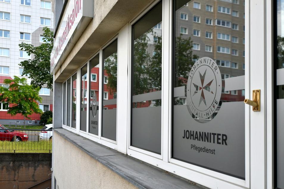 Die Johanniter haben ein neues Domizil in Leuben bezogen. Weil der Bedarf in Dresden so groß ist, gibt es dort jetzt auch einen neuen Pflegedienst.