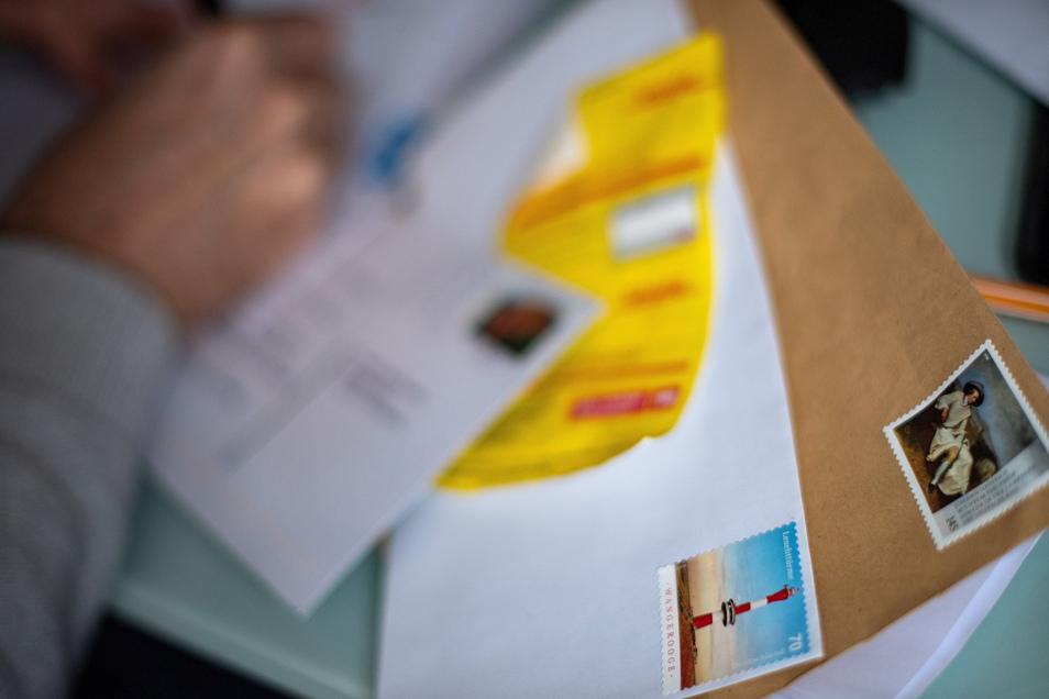 Für Postdienstleistungen müssen Coschützer und Gitterseer jetzt bis Plauen fahren.