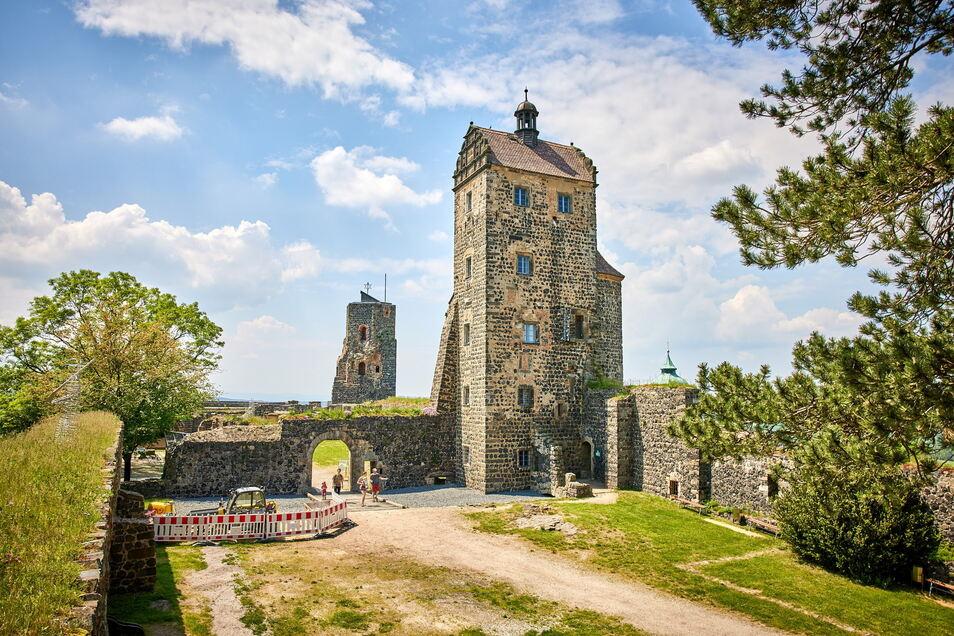 Besucher auf Burg Stolpen müssen sich darauf einstellen, dass sowohl für den Museumsbetrieb als auch für die Veranstaltungen die 3-G-Regel gilt.