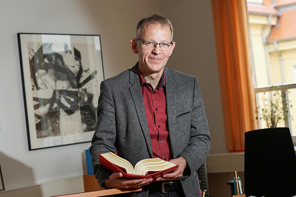 Bautzens Amtsgerichtsdirektor, Markus Kadenbach, wechselt ans Oberlandesgericht in Dresden.