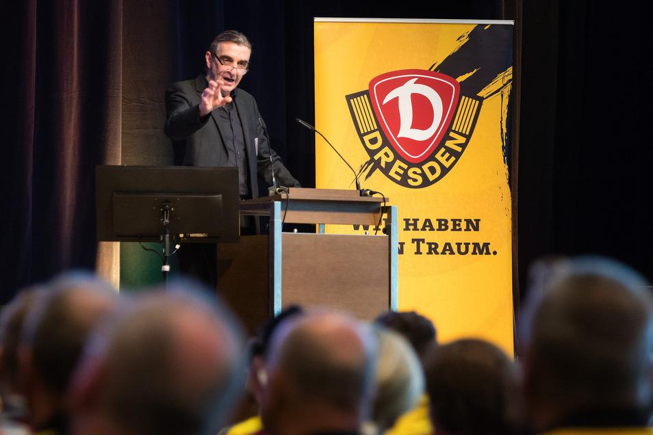 Sportchef Ralf Minge äußert sich zur sportlichen Entwicklung - und übernimmt die volle Verantwortung.
