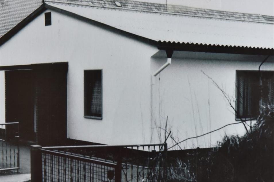 1978 hat die Maler PGH das Grundstück an der Niedertorstraße gekauft und hier ihren Betriebssitz eingerichtet.