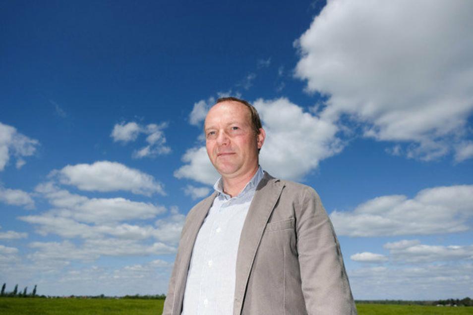 Wolfram Günther (Grüne) ist seit 20. Dezember 2019 Sächsischer Staatsminister für Energie, Umwelt und Landwirtschaft.