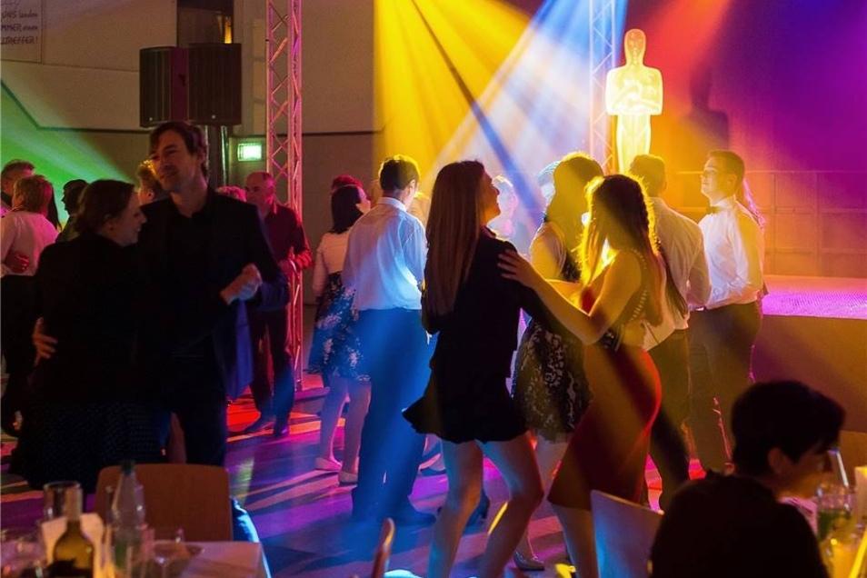 Bis in die Nacht feierten die rund 420 Gäste bei der 24. Sportgala in Wilsdruff.