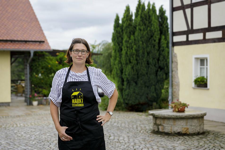 Wagte etwas Neues vor einem Jahr: Anne Ritter-Hahn.