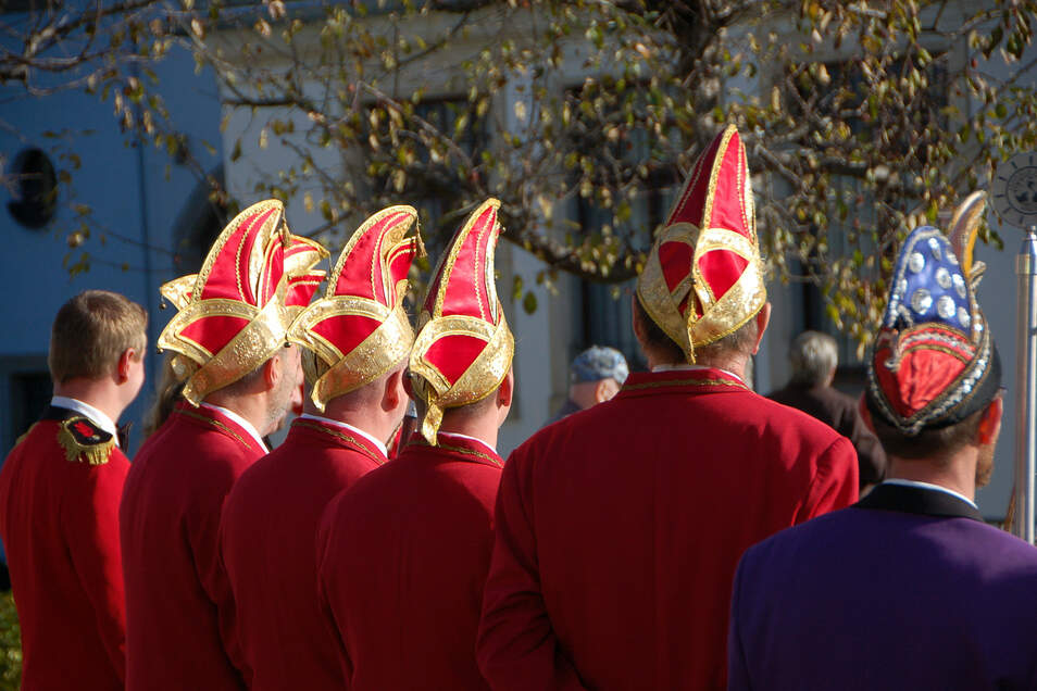 In Freital wird am 16. Februar mit einer großen Parade Fasching gefeiert.