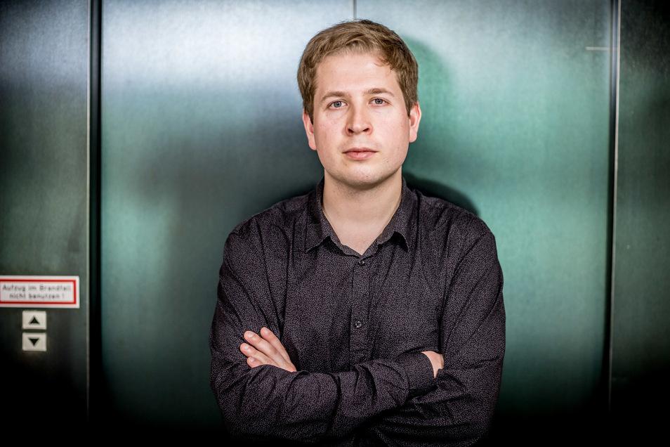Juso-Chef Kevin Kühnert.