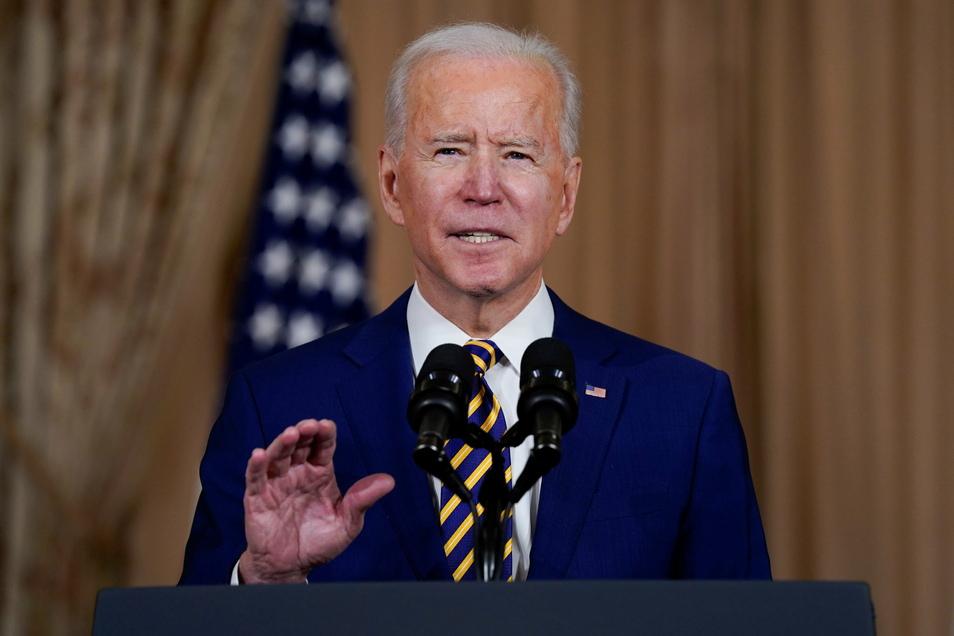 Anders als sein Vorgänger will US-Präsident Biden Bündnisse pflegen.