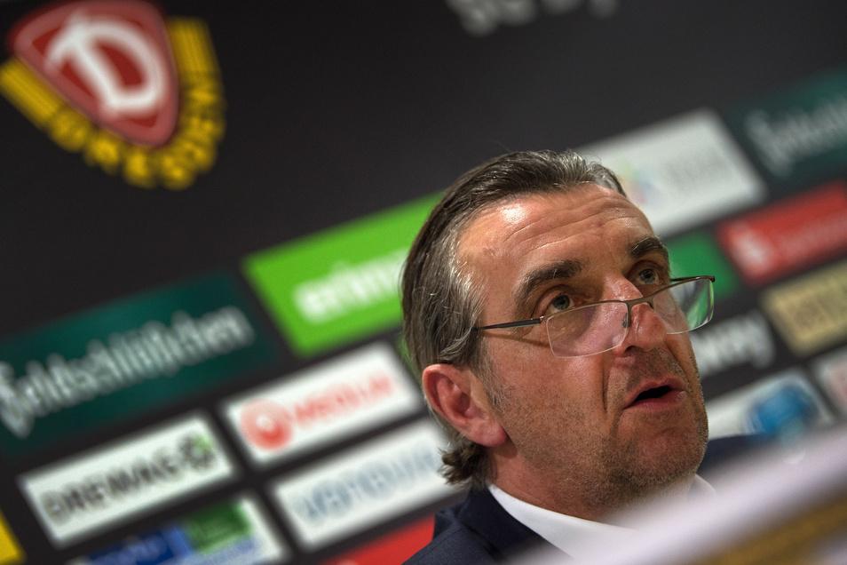 Nach gut sechs Jahren wird der Vertrag von Ralf Minge als Sportgeschäftsführer bei Dynamo nicht verlängert. Der Verein hat sich dank ihm verändert.