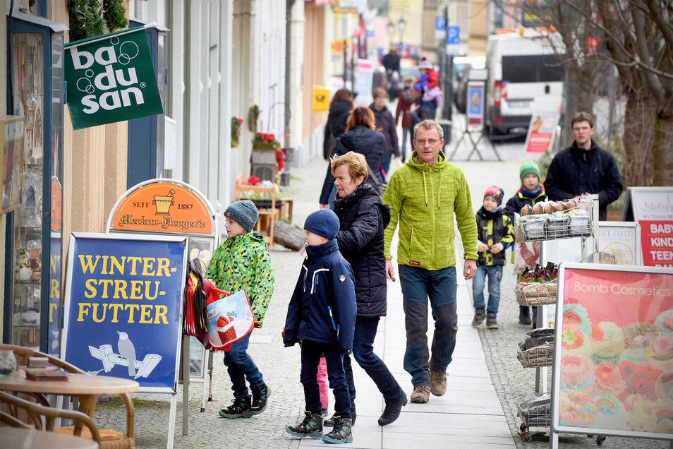 Viele Menschen in der Innenstadt und einen regen Handel - das ist das Ziel des neuen Konzeptes.
