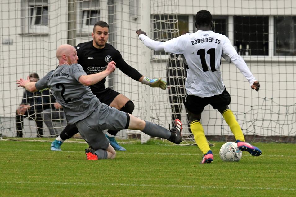 Am letzten Spieltag der nun abgebrochenen Saison konnte der Döbelner SC einen 2:1-Erfolg gegen Frohburg verbuchen.