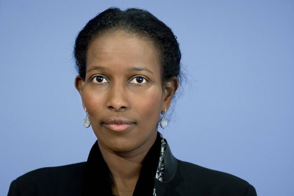 Sieht durch Einwanderer Frauenrechte bedroht: Ayaan Hirsi Ali wurde in Somalia geboren und lebt inzwischen in den USA.