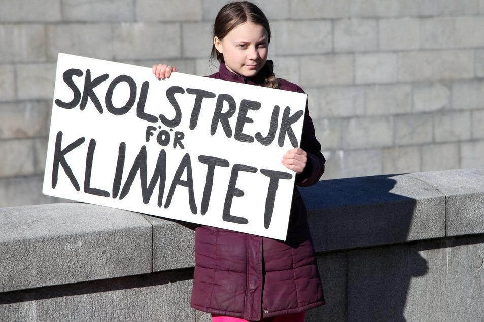 Greta Thunberg hat mit ihrem Schulstreik eine weltweite Bewegung losgetreten, die jetzt weitere Proteste gegen die aus ihren Augen untätige Politik angekündigt hat.
