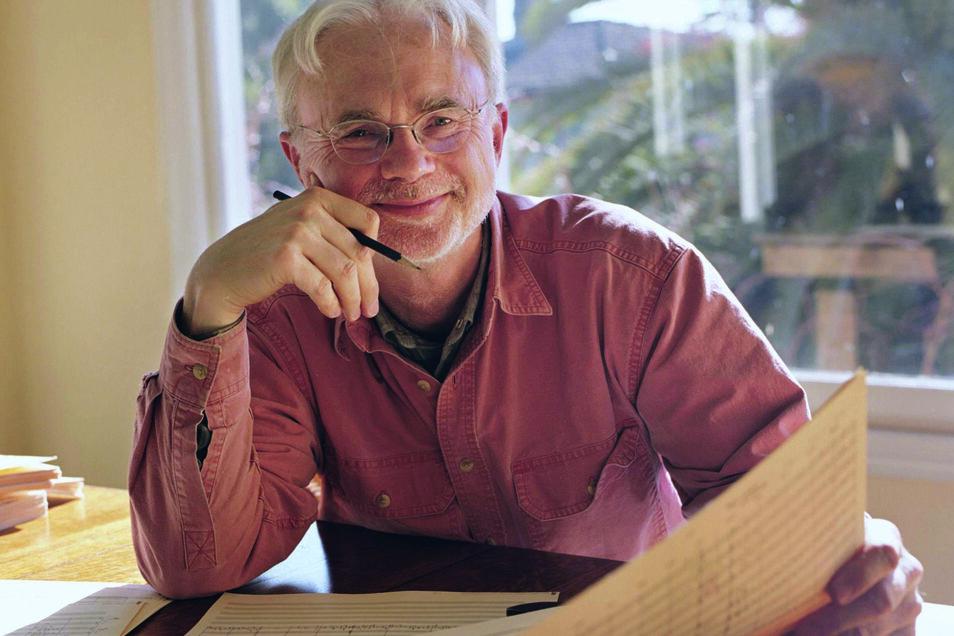 Der Preisträger des Glashütte Original Musik-Festspiel-Preises: John Adams