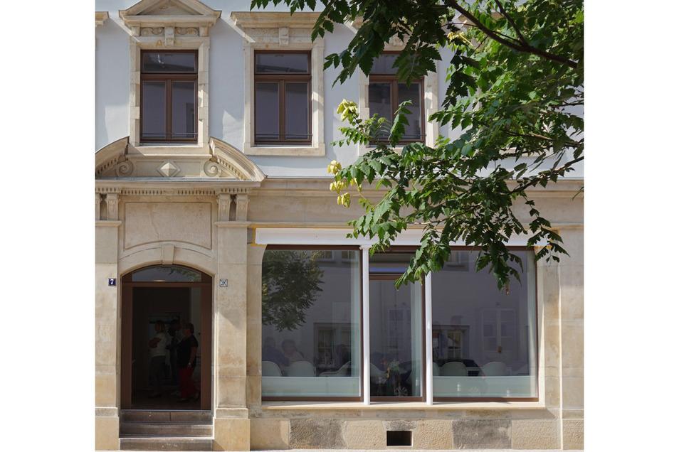 In der ehemaligen Druckerei in Meißen ist mit der Laurentii Residenz ein Ort für würdevolles Wohnen im Alter und generationenübergreifendes Beisammensein entstanden.