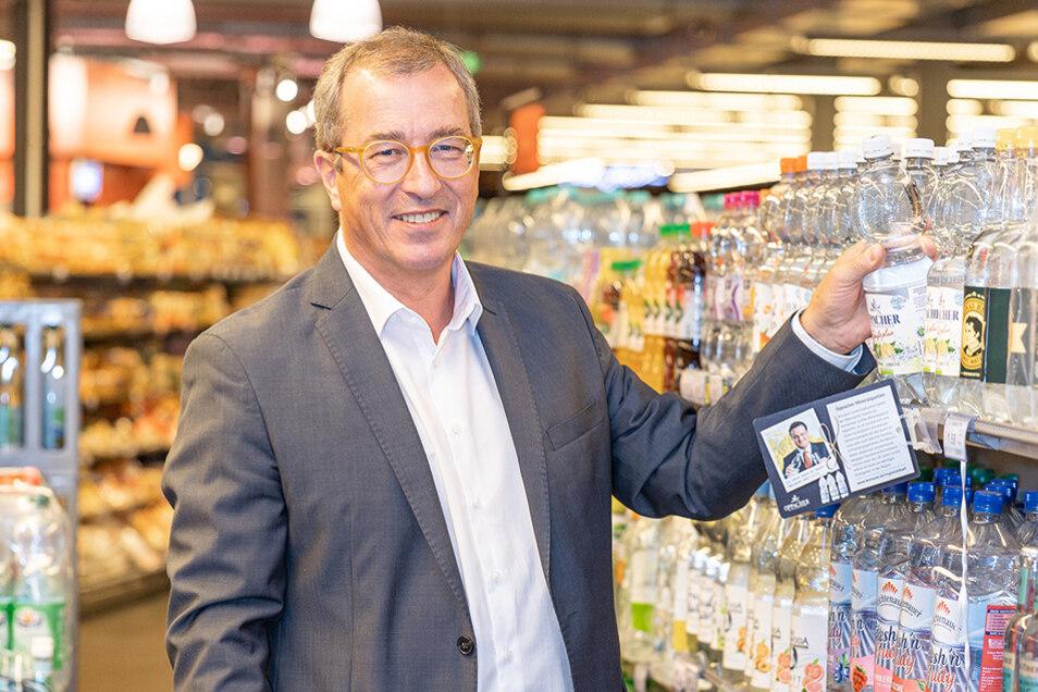 Roger Ulke, Vorstandssprecher von Konsum Dresden, über die Bedeutung regionaler Produkte.